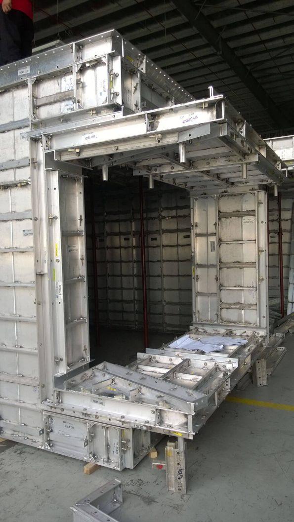 MFE Aluminium Formwork - MFE Formwork Technology